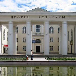 Дворцы и дома культуры Лодейного Поля