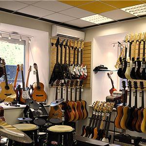Музыкальные магазины Лодейного Поля