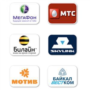 Операторы сотовой связи Лодейного Поля