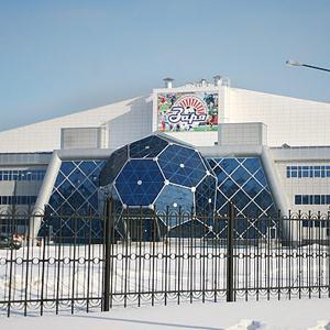 Спортивные комплексы Лодейного Поля