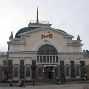 Железнодорожные вокзалы Лодейного Поля
